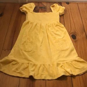 Vintage Juicy terry cloth coverup/dress